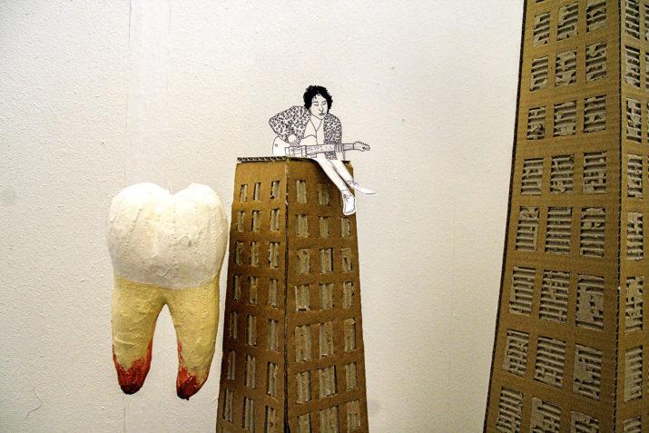 Varför ses inte tänder som en del av vår kropp?