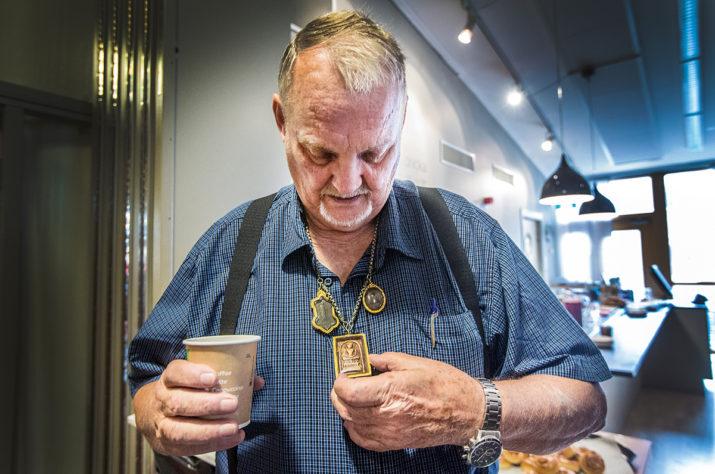 Janne Olsson fri efter 20 år