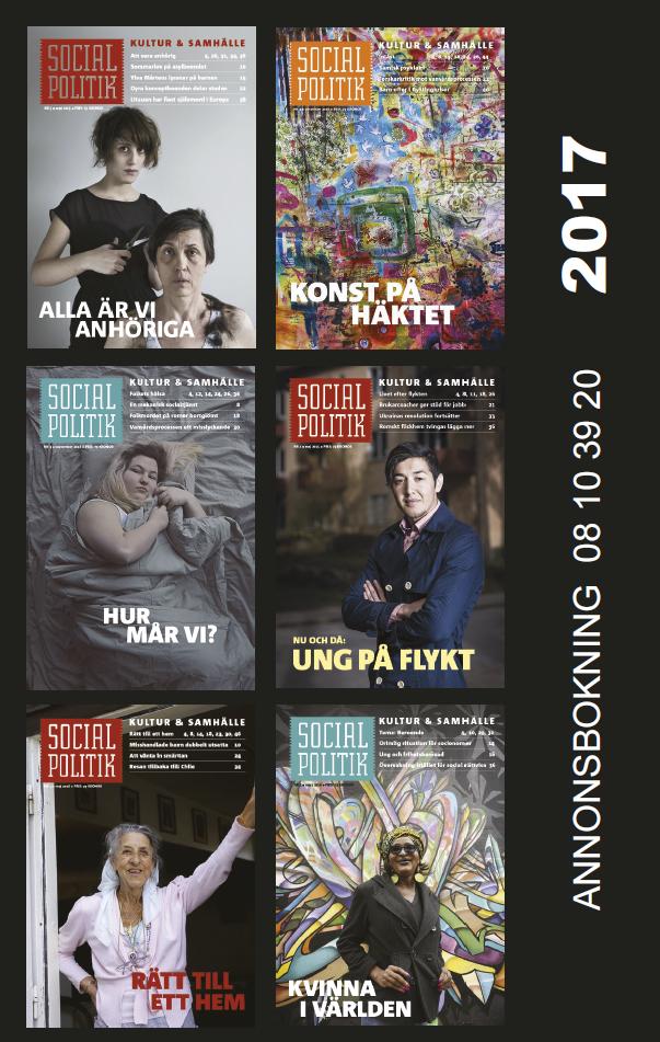 Ladda ner vår annonsprislista 2017 och utgivningsplan för 2017.